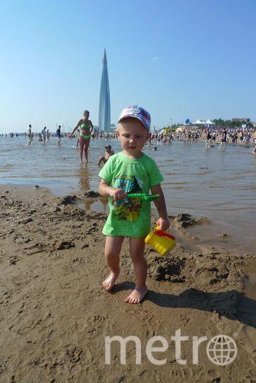 """Это наш сынок Артёмка.. Фото Вадим Логунов, """"Metro"""""""