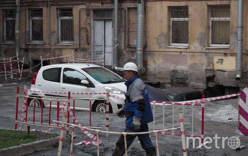 "Фото с места трагедии на Измайловском. Фото Святослав Акимов, ""Metro"""