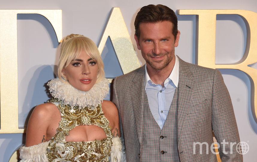 Брэдли Купер и Леди Гага. Фото AFP
