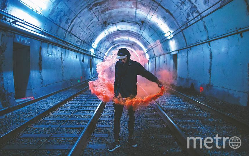 "Beat Weekend. Фото кадр из фильма, ""Metro"""