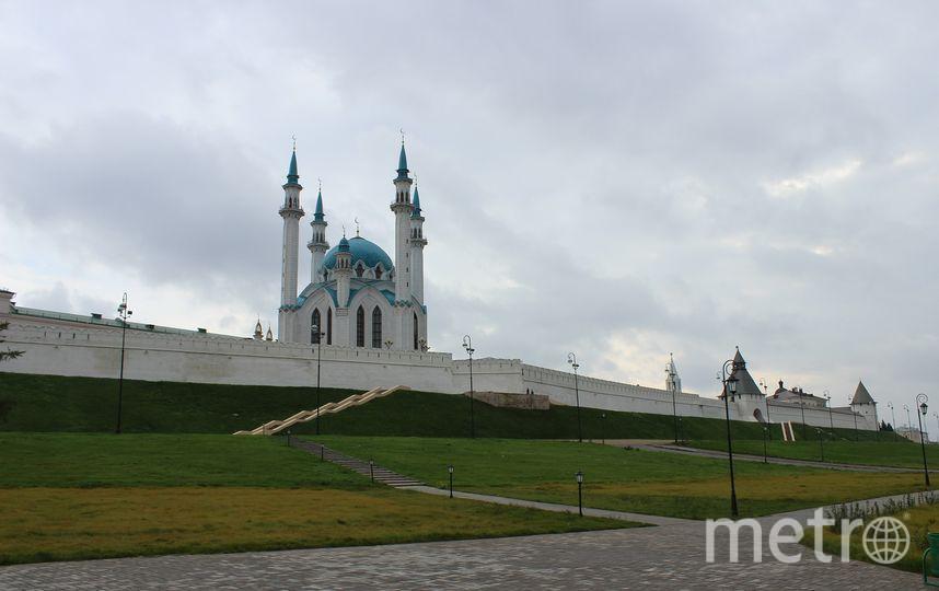 Казань. Фото https://pixabay.com/