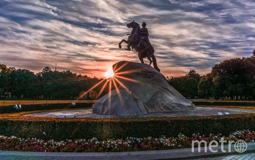 Санкт - Петербург. Фото https://pixabay.com/