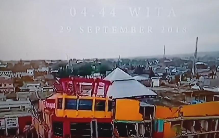 Последствия жуткого катаклизма в Индонезии. Фото Скриншот Youtube