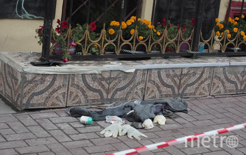 "Мето трагедии. Фото Святослав Акимов, ""Metro"""