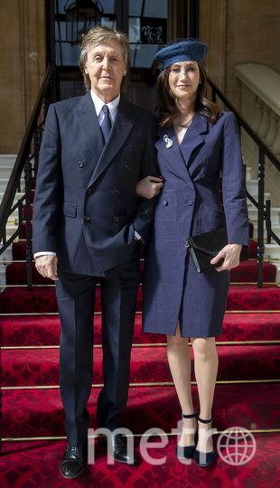 Сэр Пол Маккартни. Фото Getty