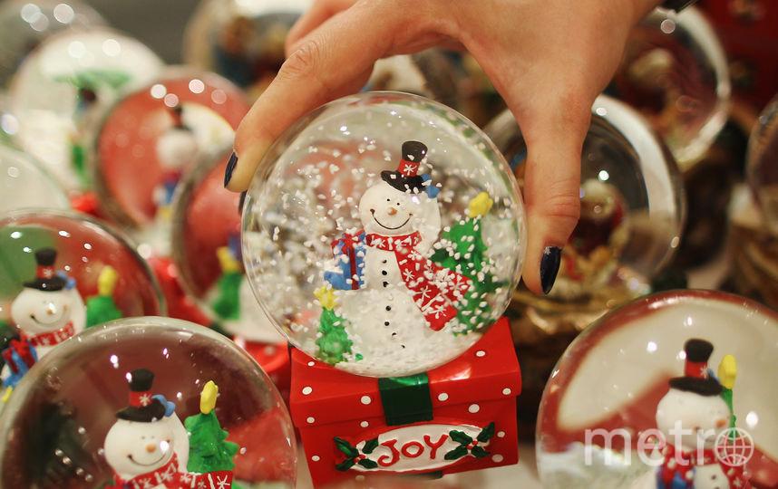 Москва вошла в рейтинг городов с лучшими рождественскими ярмарками. Фото Getty