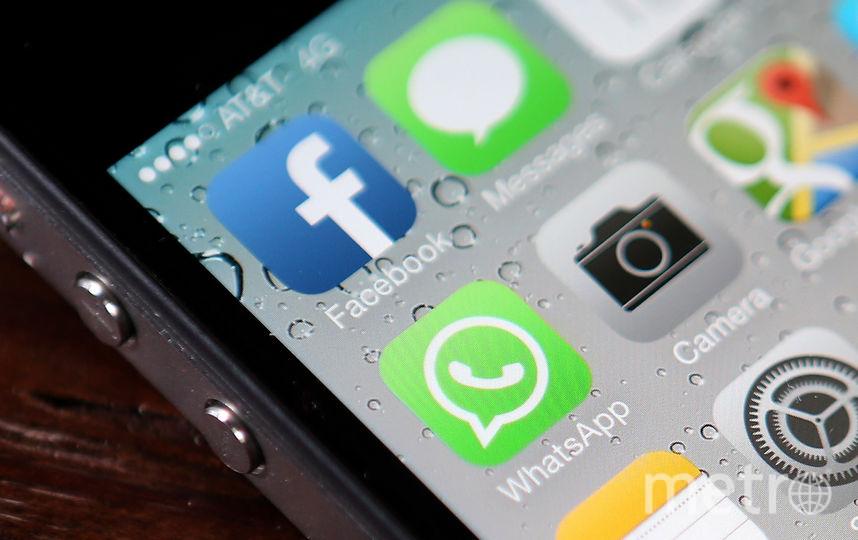 Facebook может столкнуться с огромным штрафом. Фото Getty