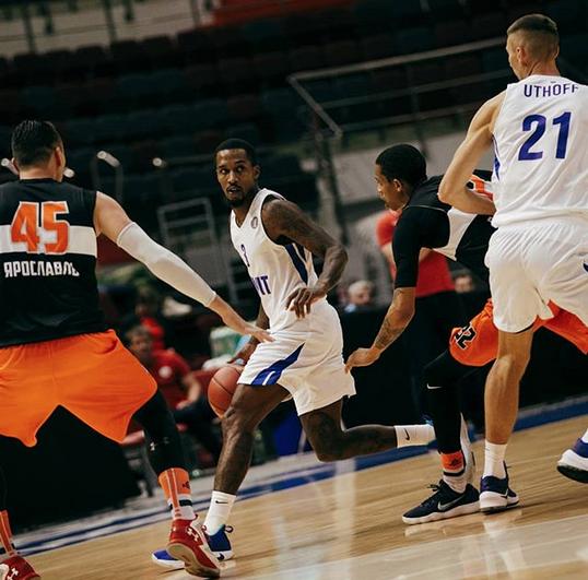 Переход Дженнингса – самое громкое событие межсезонья в российском баскетболе. Фото Instagram | @zenitbasket