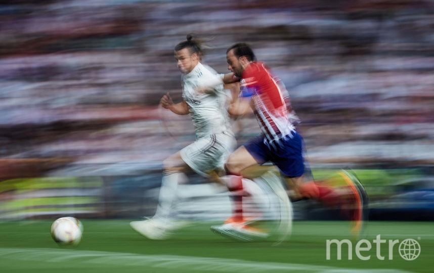 """Нападающий """"Реала"""" Бейл славится своими скоростными качествами. Фото Getty"""