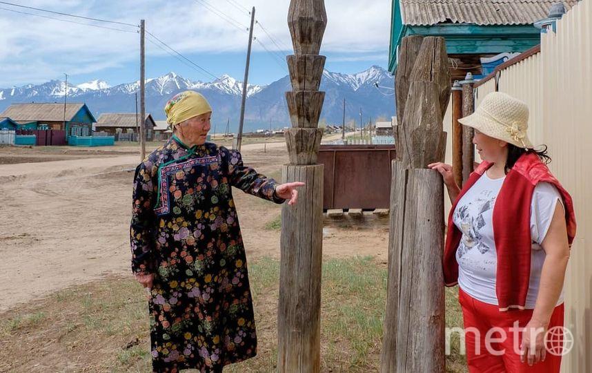 """Надежда Бадмаева, фотоархив. Фото Алена Бобрович., """"Metro"""""""