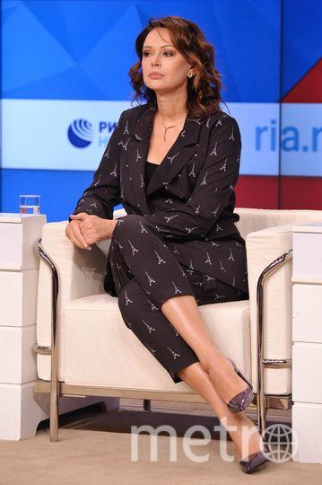 Ирина Безрукова. Фото  Елизавета Клементьева | ТАСС