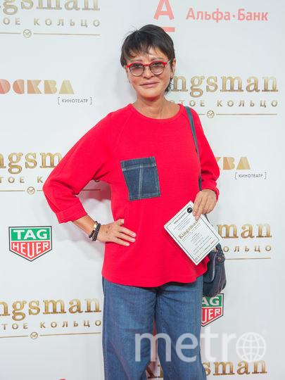 Ирина Хакамада. Фото  Елизавета Клементьева | ТАСС