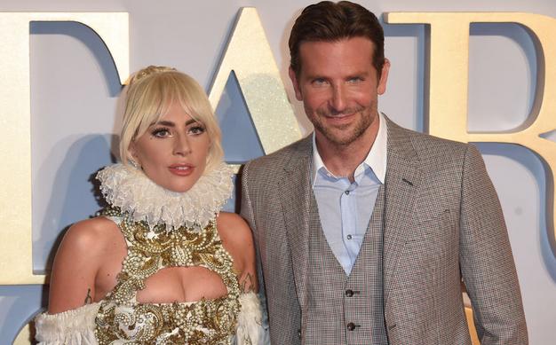 Лидерами очередного хит-парада стали Леди Гага И Брэдли Купер. Фото AFP