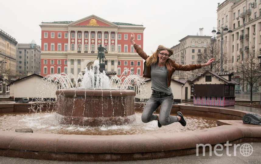 В Москве завершился сезон работы фонтанов. Фото Василий Кузьмичёнок