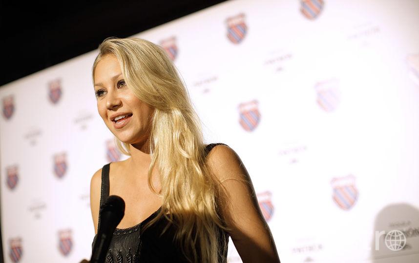 Анна Курникова. Фото Getty