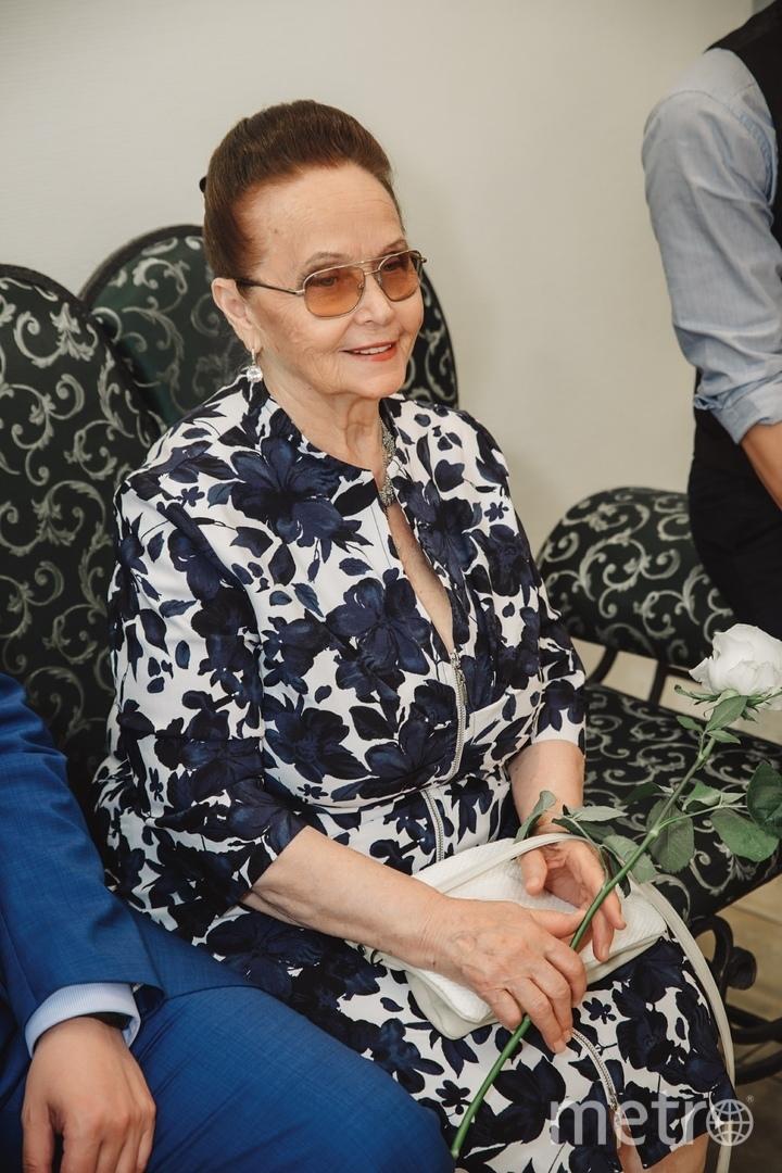 Тамара Якубовская, 79 лет. Фото Надежда Родионова., vk.com