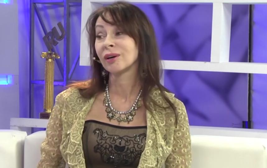 Марина Хлебникова, фотоархив. Фото Все - скриншот YouTube