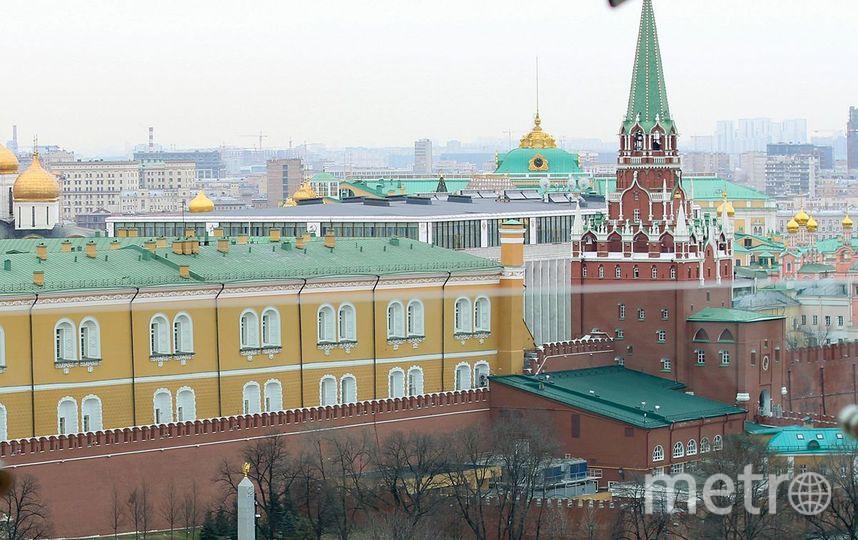 Музеи Московского Кремля перешли на зимний режим работы. Фото Василий Кузьмичёнок