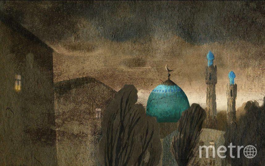"""Это первые кадры мультфильма про блокаду. Фото предоставлены анимационной студией, """"Metro"""""""