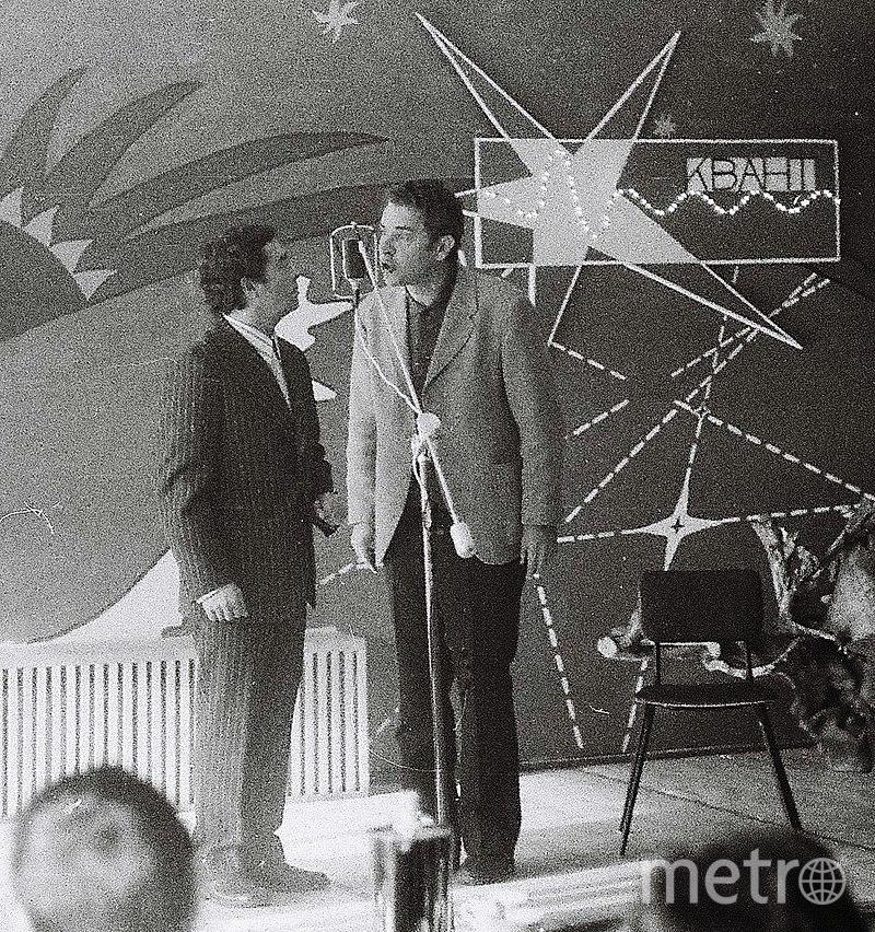Карцев и Ильченко.