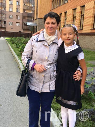 """«Дети вместо цветов» Маилян Алина , ЦО Кудрово . Фото """"Metro"""""""