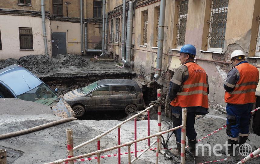 """Место трагедии. Фото Архивное фото, Святослав Акимов., """"Metro"""""""