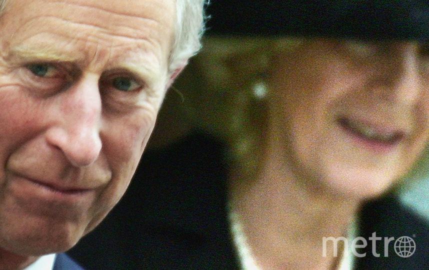 Принц Чарльз и Камилла. Фото Getty