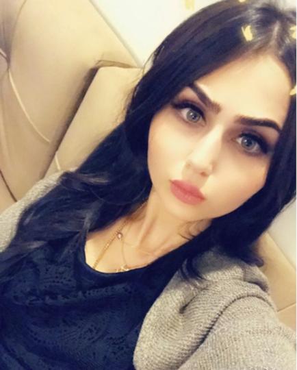 Шима Кассем. Фото Скриншот Instagram/shimaa_qasim