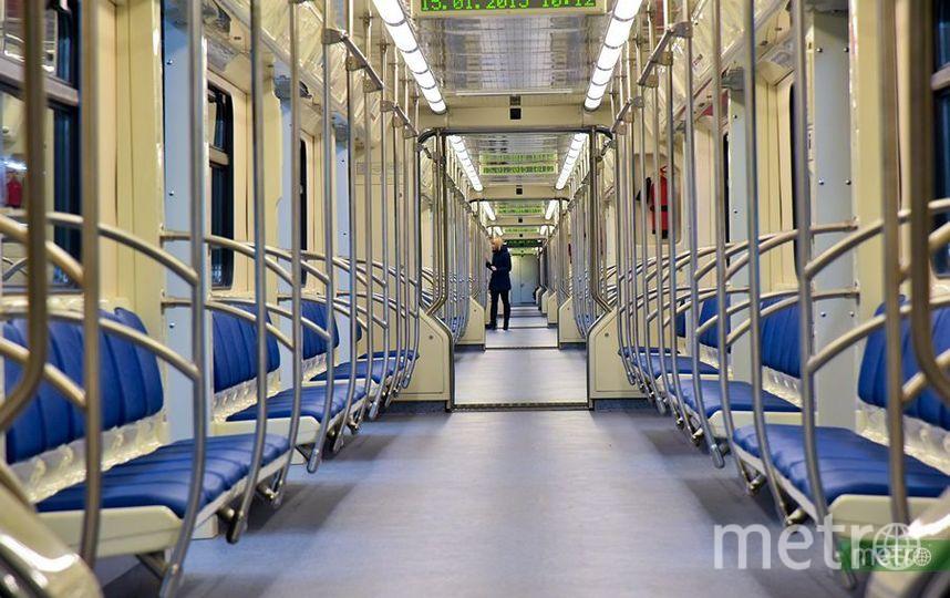 В Москве станции серой ветки метро будут закрываться раньше. Фото Василий Кузьмичёнок