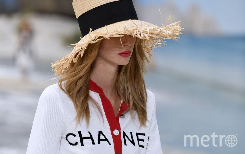 Показ Chanel на Неделе моды в Париже. Фото AFP