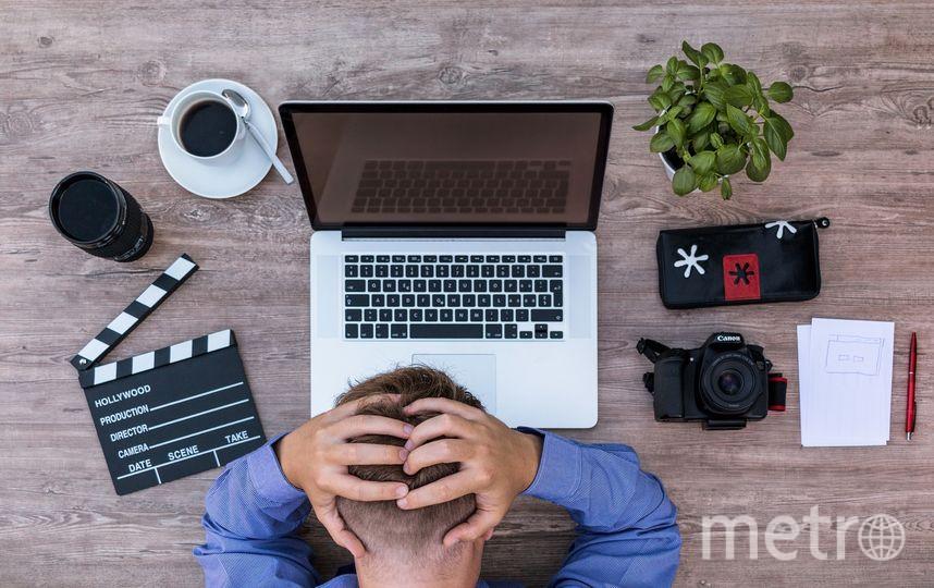 """При введении четырёх рабочих дней в неделю результаты от повышения продуктивности могут компенсировать """"потерянный"""" пятый рабочий день. Фото Pixabay"""