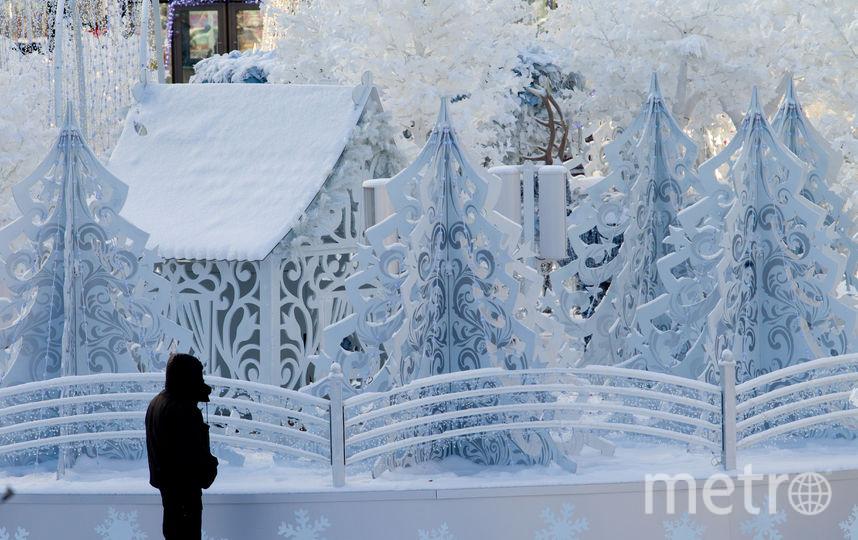На Новый год россияне будут отдыхать десять дней подряд. Фото Василий Кузьмичёнок