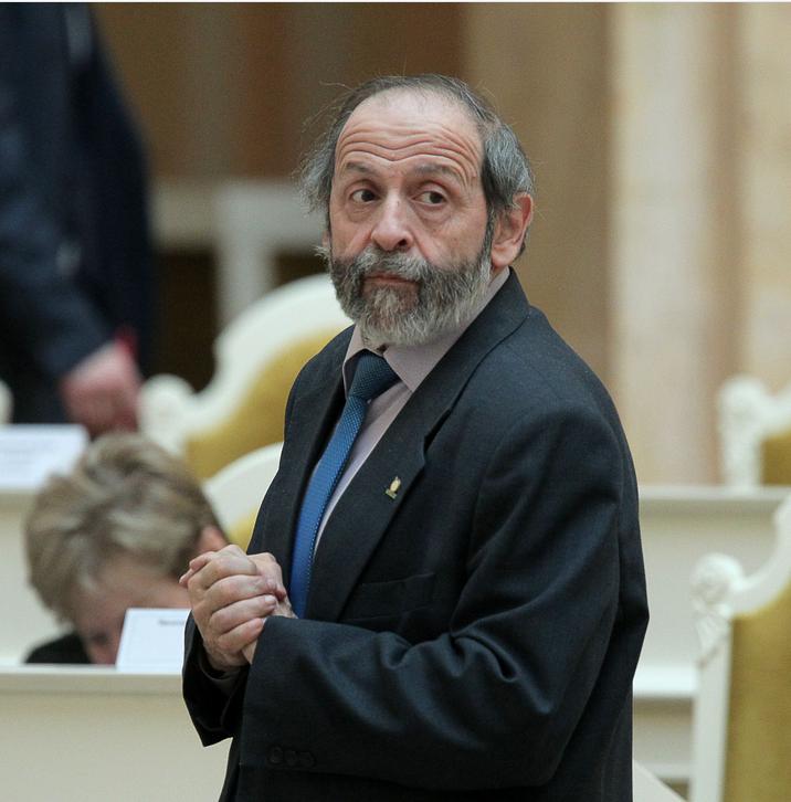 Борис Вишневский. Фото www.gov.spb.ru