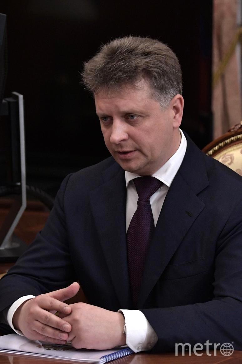 Максим Соколов. Фото www.kremlin.ru