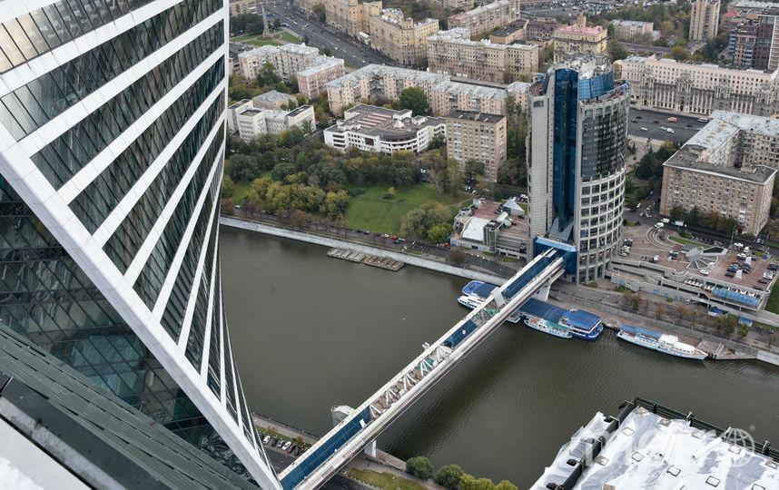 """В районе """"Москва-Сити"""" могут построить новый вокзал. Фото Василий Кузьмичёнок"""