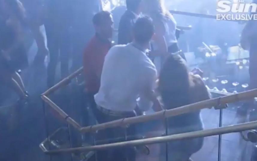 Появилось видео с Криштиану Роналду и девушкой, обвинившей его в насилии. Фото скриншот видео www.thesun.co.uk