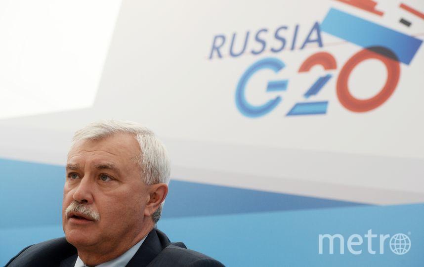 Георгий Полтавченко, фотоархив. Фото Getty