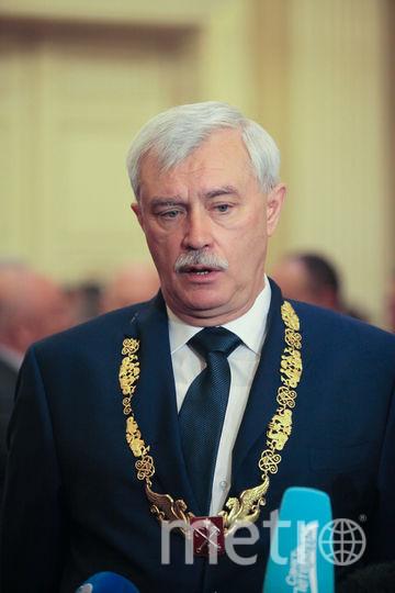 """Георгий Полтавченко, фотоархив. Фото Святослав Акимов., """"Metro"""""""