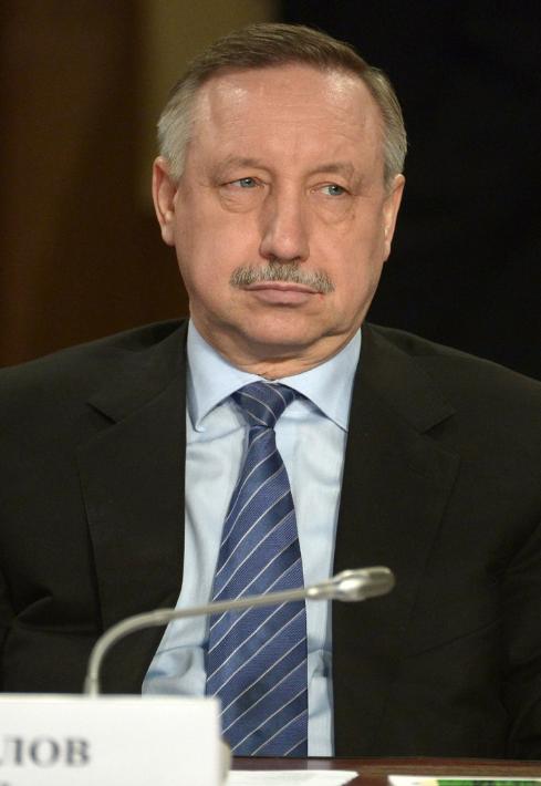 Александр Беглов, врио губернатора Петербурга. Фото Wikipedia