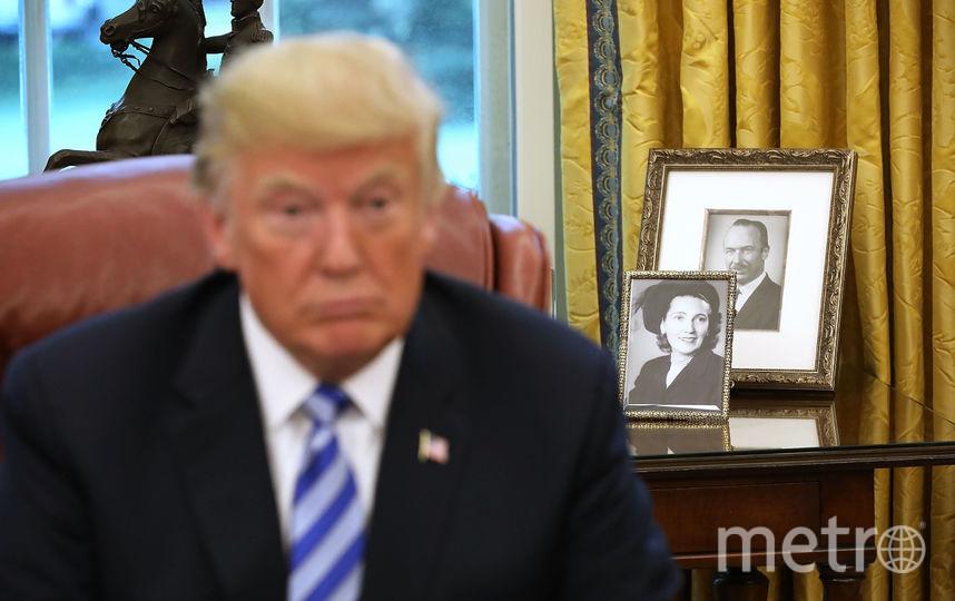 Трампа обвиняют в мошенничестве: по данным газеты New York Times, он помогал родителям уклоняться от огромных налогов. Фото Getty