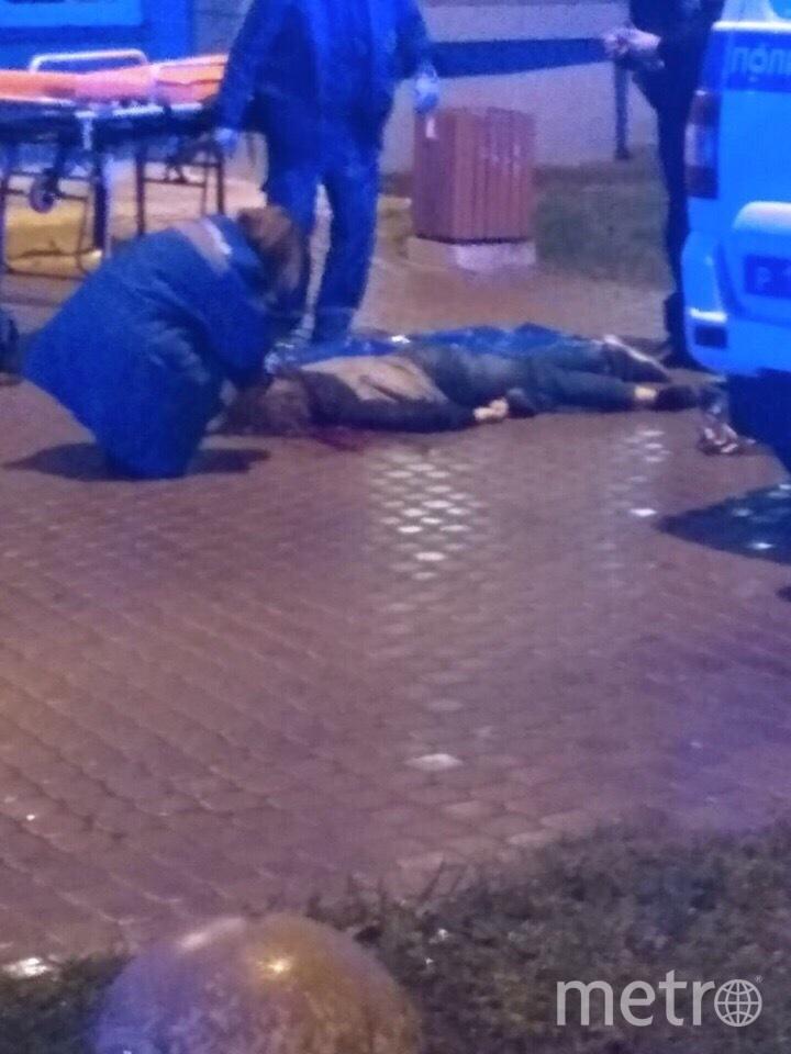 В Петербурге 16-летний подросток выпал из окна: Фото с места происшествия. Фото ДТП и ЧП | Санкт-Петербург | Питер Онлайн | СПб, vk.com