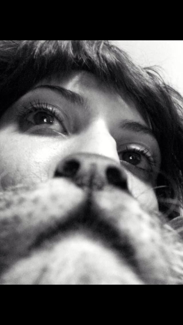 Светлана и кошка Дэви. Фото Светалана