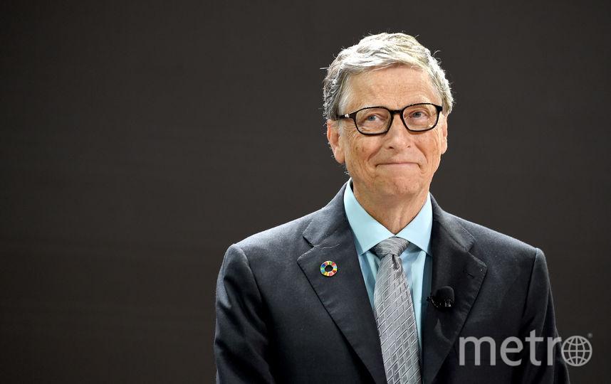 Сооснователь Microsoft Билл Гейтс, 2 место. Фото Getty