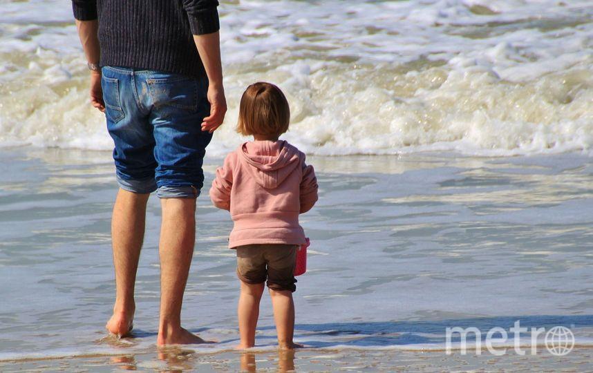 По мнению авторов исследования, организм повышает уровень кортизола, чтобы подготовиться к дальнейшему уходу за ребёнком. Фото Pixabay
