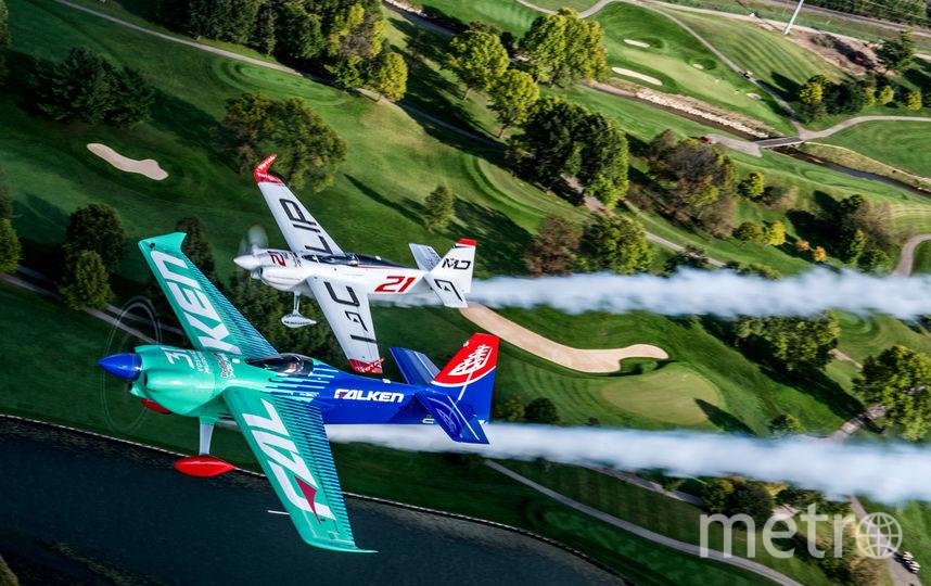 Пилоты уже готовятся к соревнованиям в Индианаполисе. Фото redbullcontentpool.com