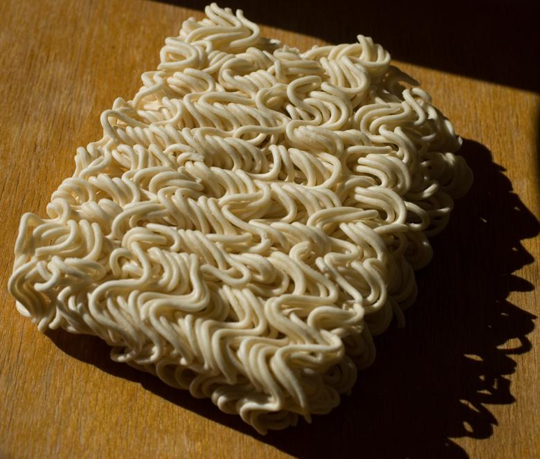 Учёные рассказали о влиянии лапши быстрого приготовления на здоровье. Фото Wikipedia