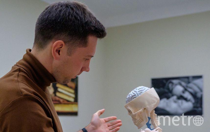 "Павел Волчик. Фото Алена Бобрович., ""Metro"""