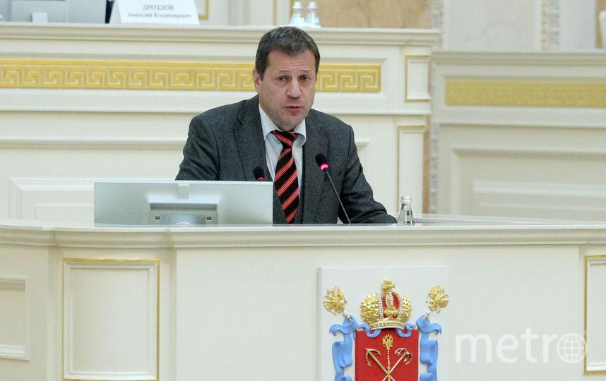Алексей Ковалев, депутат закса.