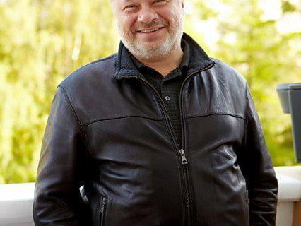 Леонид Гарбар, ресторатор.