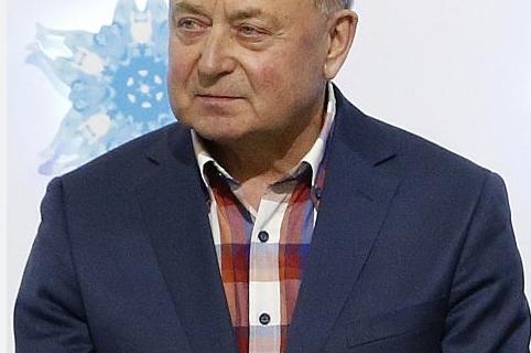 Алексей Мишин, тренер по фигурному катанию.